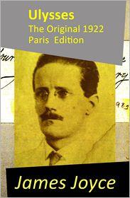 James Joyce - Ulysses - The Original 1922 Paris Edition