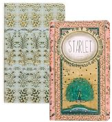 "Product Image. Title: Starlet Sketch & Scribble Notebook Set 8"" x 5"""
