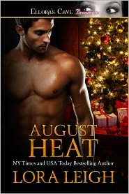 Lora Leigh - August Heat (Men of August, Book Four)