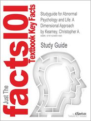 Studyguide for Abnormal Psychology and ...