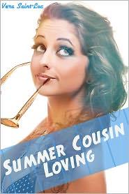 Vera Saint-Luc - Summer Cousin Loving (Taboo Family Cousin Incest Erotica)