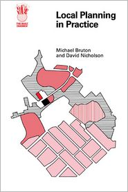M.J.; Nicholson, D.J., M.J. Bruton Residuary Body for Wales, Cardiff; D.J. Nicholson.  Bruton - Local Planning In Practice