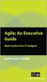 Jamie Lynn Cooke - Agile: An Executive Guide