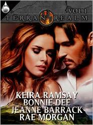 Jeanne Barrack, Keira Ramsay, Rae Morgan  Bonnie Dee - Terran Realm Vol 1-6