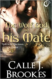 Kim Bowman (Editor), Elaina Lee (Illustrator) Calle J. Brookes - The Wolf God and His Mate