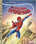 The Amazing Spider-Man (Marvel by Frank Berrios: Book Cover