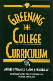 Greening the College Curriculum: A Guid...