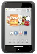 NOOK HD Tablet Smoke 16GB by Barnes & Noble: Reader Cover