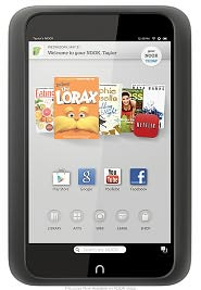 NOOK HD Tablet Smoke 8GB
