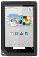 NOOK HD+ Tablet Slate 32GB by Barnes & Noble: Reader Cover