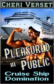 Cheri Verset - Pleasured in Public - Cruise Ship Domination (rough sex spanking dubcon)