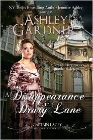 Jennifer Ashley Ashley Gardner - A Disappearance in Drury Lane