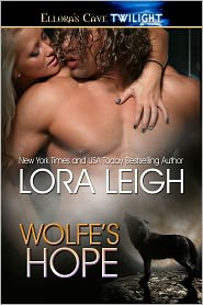 Lora Leigh - Wolfe's Hope (Wolf Breeds, Book One)