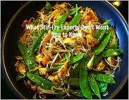 Glenda Thomas - What Stir Fry Experts Don't Want You To Know