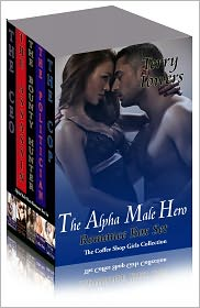 Terry Towers - The Alpha Male Romance Boxed Set (5 Book Collection)