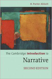 H. Porter Abbott - The Cambridge Introduction to Narrative