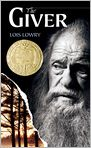 Book Cover Image. Title: The Giver, Author: by Lois Lowry