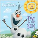 A Day in the Sun (Disney Frozen) by Frank Berrios: Book Cover