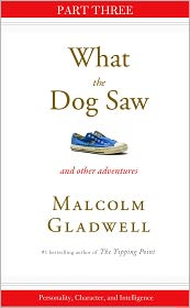 Malcolm Gladwell - Personality, Character, and Intelligence
