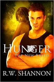 R. W. Shannon - Hunger [Interracial Shifter Erotic Romance]