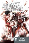Book Cover Image. Title: Attack on Titan 11, Author: by Hajime Isayama