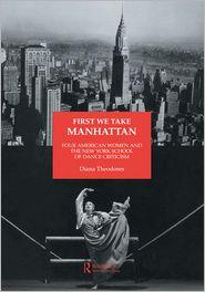 Diana Theodores - First We Take Manhattan