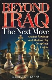 Beyond Iraq by Mike Evans: Book Cover