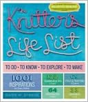Free Fridays: The Knitter's Life List by Gwen W. Steege and the Math Bugaboo App