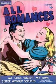 Al Hartley, L. B. Cole, Ace Comics, Alice Kirkpatrick, Charles Tomsey, Al Mc Lean Yojimbo Press LLC - All Romances, Volume 1, My Soul Wasn't My Own (NOOK Comic with Zoom View): Digitally Remastered