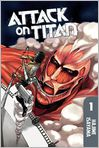Book Cover Image. Title: Attack on Titan 1, Author: by Hajime Isayama