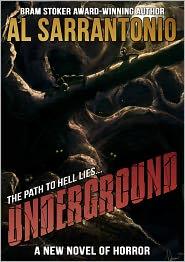 Andrew Davidson (Illustrator) Al Sarrantonio - Underground