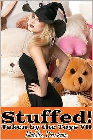 Natalie Deschain - Stuffed! Taken by the Toys VII