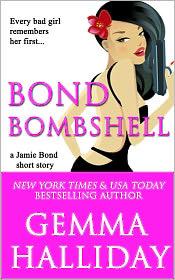 Gemma Halliday - Bond Bombshell