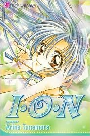 I.O.N, Vol. 1 by Arina Tanemura: Book Cover
