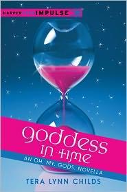 Tera Lynn Childs - Goddess in Time