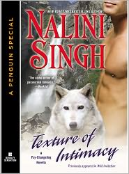 Nalini Singh - Texture of Intimacy