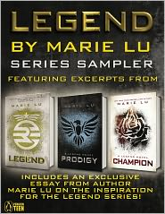 Marie Lu - Legend Series sampler: featuring excerpts from Legend and Prodigy