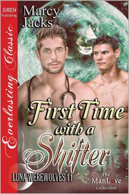 Marcy Jacks - First Time with a Shifter