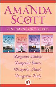 Amanda Scott - The Dangerous Series