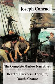 Joseph Conrad - The Complete Marlow Narratives: Heart of Darkness + Lord Jim + Youth + Chance (Unabridged)