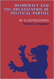 Democracy and the Organization of Polit...