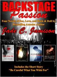 Jade C. Jamison - Backstage Passion