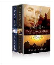Shelley Gray - The Heart of a Hero Bundle, A Texans Promise & Texans Honor - eBook [ePub]