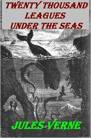 Jules Verne - 20,000 Leagues Under the Sea, an Underwater Tour of the World, in English