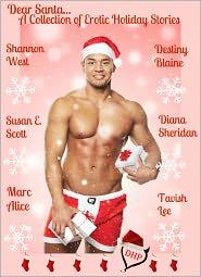 Diana Sheridan, Destiny Blaine, Susan E Scott, Tavish Lee Shannon West - Dear Santa...A Collection of Erotic Holiday Stories