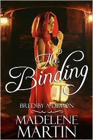 Madelene Martin - The Binding - Bred by a Demon (Rough Reluctant Monster Breeding Erotica)