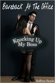 Saffron Sands - Bareback At The Office-Knocking Up My Boss
