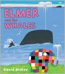 Elmer and the Whales by David McKee: Book Cover