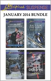 Jill Elizabeth Nelson, Jodie Bailey, Shirlee McCoy  Dana Mentink - Love Inspired Suspense January 2014 Bundle