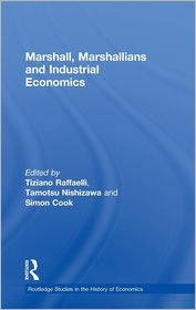 Marshall, Marshallians and Industrial E...